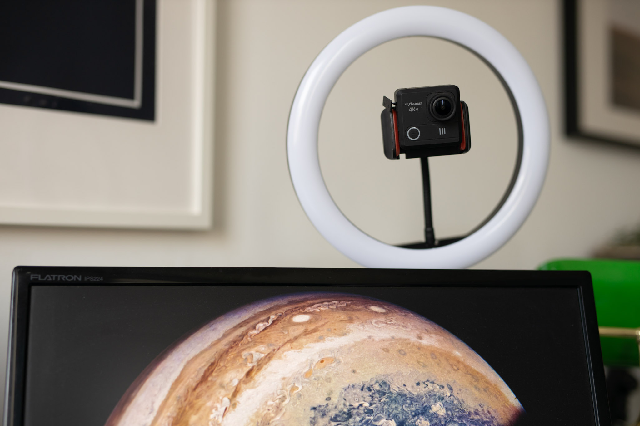 Webcam alternatives when working from home 3