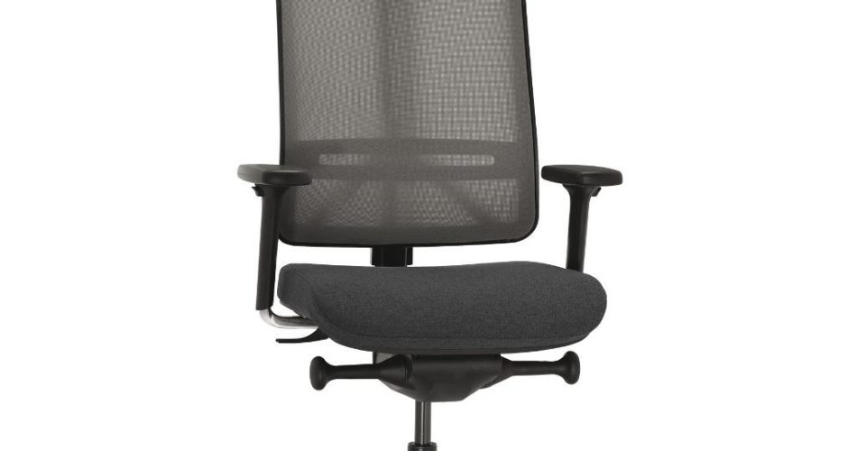 Cleaning the office chair 1