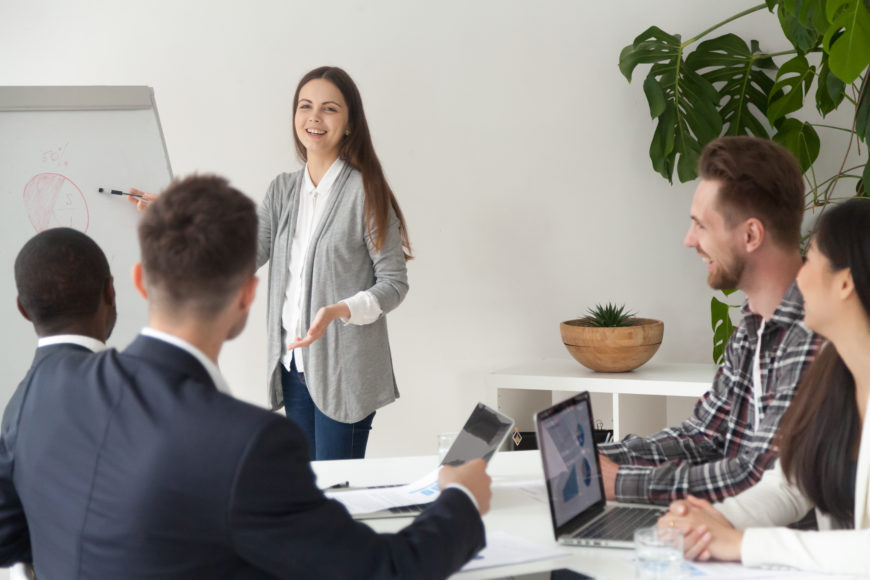 Planning and organising a conference room - what to pay attention to 5